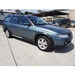 9/2005 Holden Adventra CX6 VZ 4d Wagon Grey 3.6L