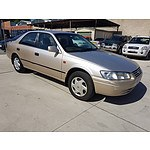 10/1999 Toyota Camry Conquest MCV20R 4d Sedan Gold 3.0L