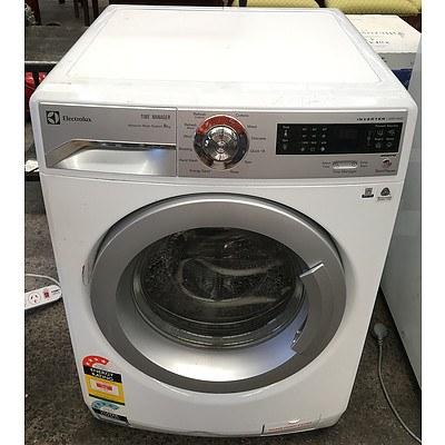 Electrolux Inverter 8kg Front-Loader Washing Machine