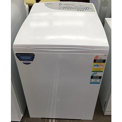 Fisher & Paykel 7.5kg Top-Loader Washing Machine