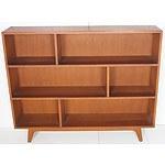 Retro Noblett Bookcase