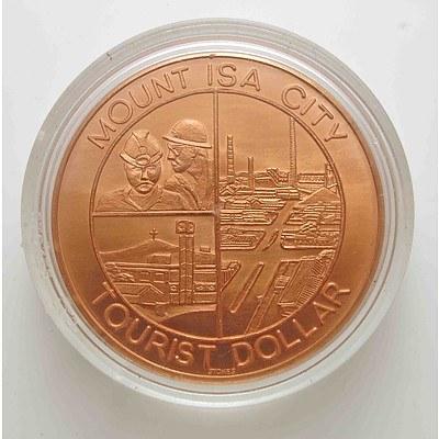 Australia Mt Isa Tourist Dollar