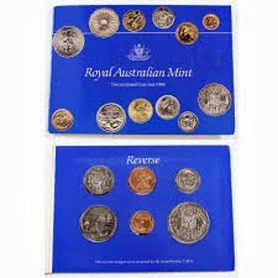 Australia 1984 Mint Uncirculated Set
