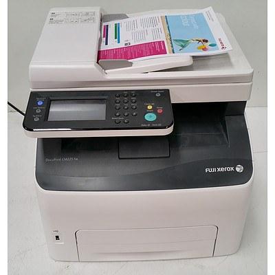 Fuji Xerox DocuPrint CM225 fw Colour Multi-Function Printer