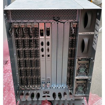 HP StorageWorks 4/256 SAN Director Fibre Channel Network Chassis