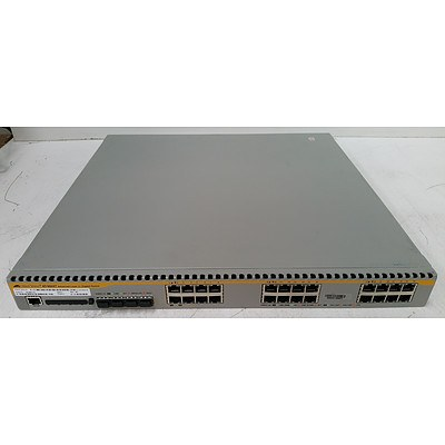 Allied Telesyn AT-9924T Advanced Layer 3+ 24-Port Gigabit Managed Switch