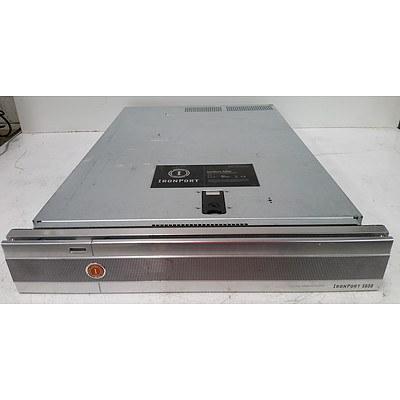 IronPort S650 Dual Dual-Core Xeon (5140) 2.33GHz Web Security Appliance