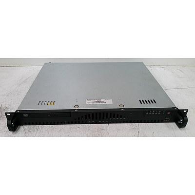 SuperMicro 512-2 Core 2 Duo (E7500) 2.93GHz 1 RU Server
