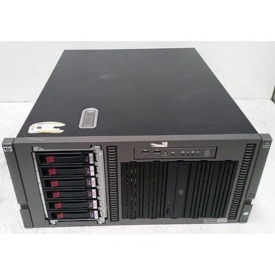 HP ProLiant ML350 G5 Dual Dual-Core (5130) 2.00GHz Server