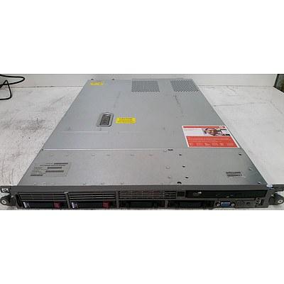 HP ProLiant DL360 G5 Dual Quad-Core Xeon (E5430) 2.66GHz 1 RU Server
