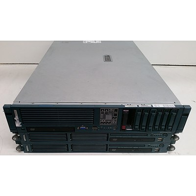 Cisco 7800 Series Dual-Core Xeon (5140) 2.33GHz Media Convergence Server & 2 x NAC Appliance 3310 Dual-Core Xeon (5140) 2.33GHz Servers