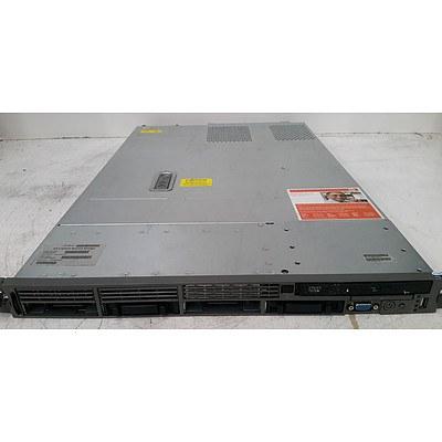 HP ProLiant DL360 G5 Dual Quad-Core Xeon (E5440) 2.83GHz 1 RU Server