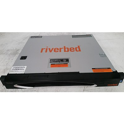 Riverbed SteelHead EX 560 WAN Optimization Xeon (E3-1220) 3.10GHz Server Appliance
