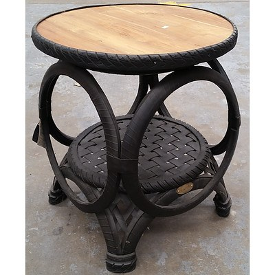 Retyred Furniture Outdoor Table