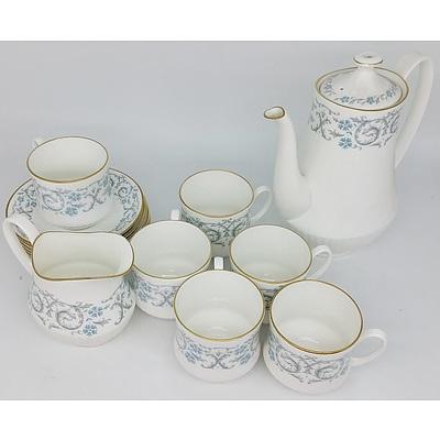 Duchess Adam Six Person Tea Set