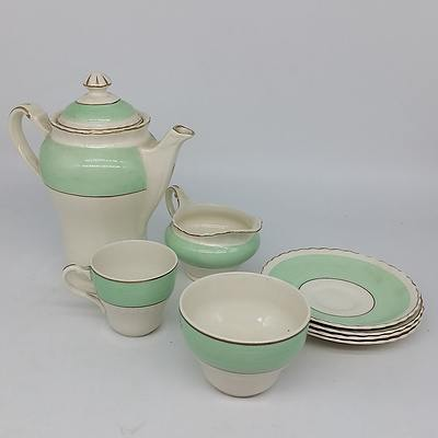 Lot of Various English China Including J&G Meakin, Wedgewood, and Mynotts