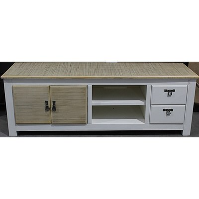 Hamburg Acacia Entertainment Unit - Brand New
