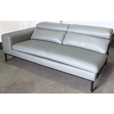 Furniture by Design Leather Lounge