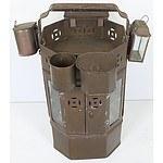 African Ceremonial Lantern