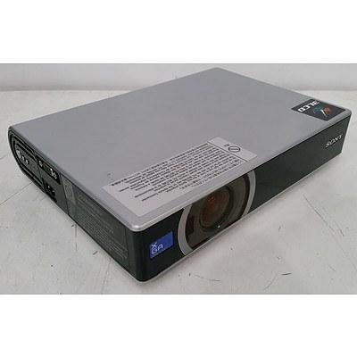 Sony VPL-CX21 XGA 3LCD Projector