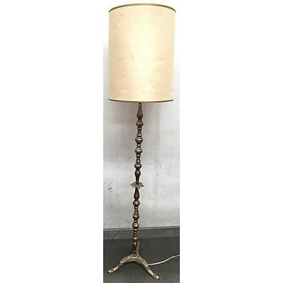 Antique Style Standard Lamp