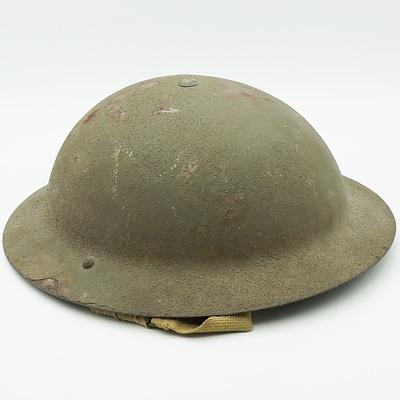 MKII Pattern Steel Helmet