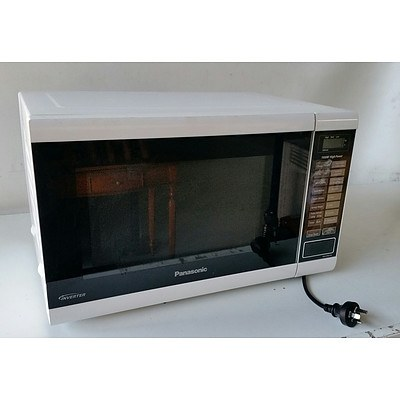Panasonic Inverter 1100W Microwave