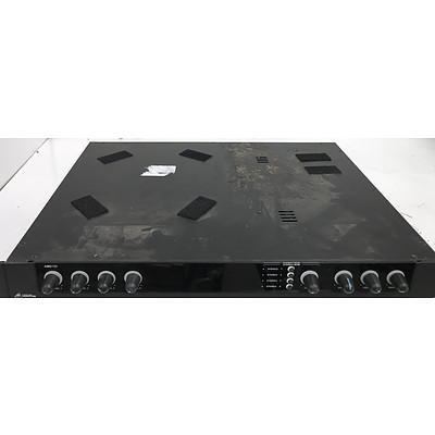 Australian Monitor AMD100 4 Channel Public Address Mixer Amplifier