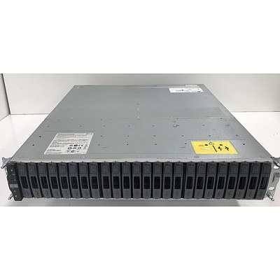 NetApp NAJ-1001 24 Bay Hard Drive Array with 14.4TB of Storage