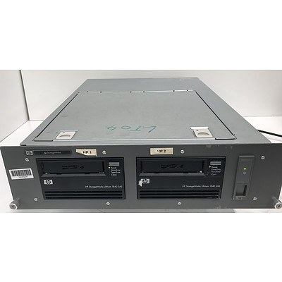 Hp StorageWorks Ultrium 1840 SAS LTO4 Tape Drive