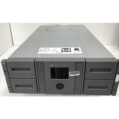 Hp StorageWorks MSL4048 LTO4 Tape Library
