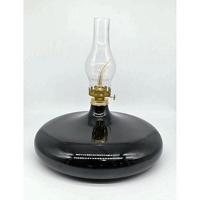 Rosi Ships Shaped Oil Lamp