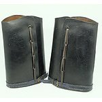 Pair of Leather War Chaps