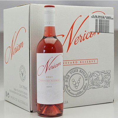 Case of 12x 750ml Bottles Nericon Rosé - RRP $250