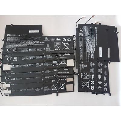 HP Spectre X360 G2 Internal Battery - Lot of 10 RRP $700+