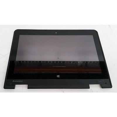 "Lenovo Yoga 11E 11.6"" HD LED Touchscreen Assembly - Brand New Lot of 5 RRP $800+"