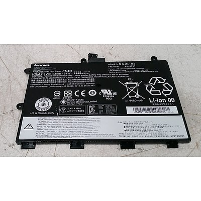Lenovo ThinkPad Yoga 11e Internal Battery Replacement - Lot of 10