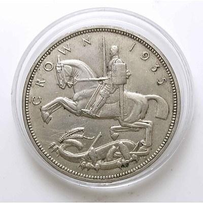 England Crown 1935
