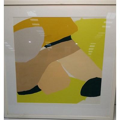 Modern Art - 2 Pieces