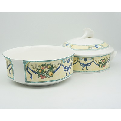 Two Citta & Campagna Ceramic Baking Dishes