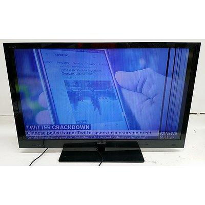 "Sony Bravia KDL-40EX720 40"" Full HD TV"
