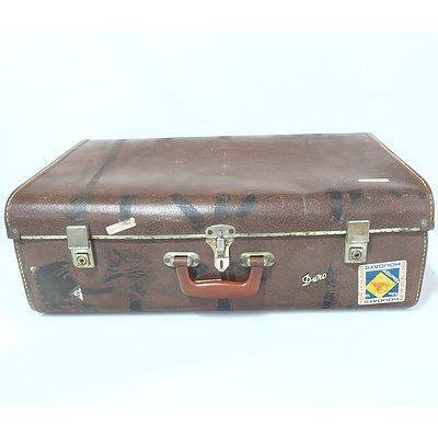 Vintage Durolite Suitcase