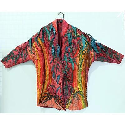 Caroll Pichelmann Classic Oz Rock Cape/Coat - RRP - $1,500