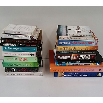 Lot of 20 Books