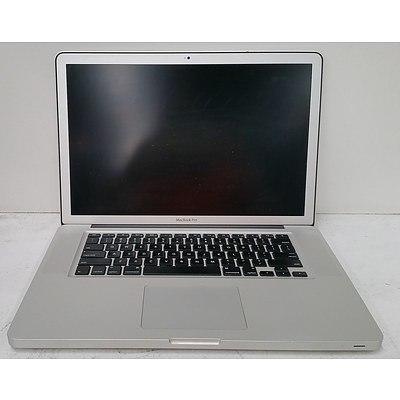 Apple A1286 15-Inch Widescreen Core i7 (3615QM) 2.30GHz MacBook Pro