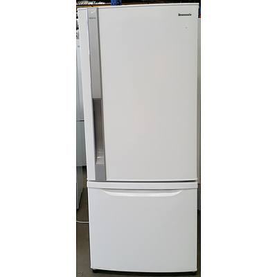 Panasonic 420 Litre Inverter Refrigerator with Bottom Mount Freezer