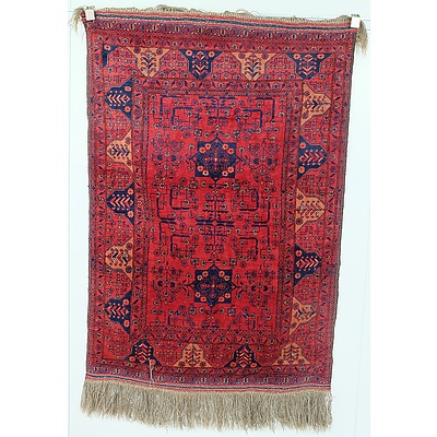 Eastern Hand Knotted Wool Pile Rug