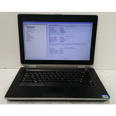 Dell Latitude E6430 14-Inch Core i7 (3540M) 3.00GHz Laptop