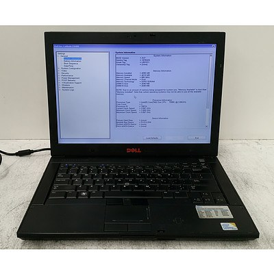 Dell Latitude E6400 14-Inch Core 2 Duo (T9900) 3.06GHz Laptop