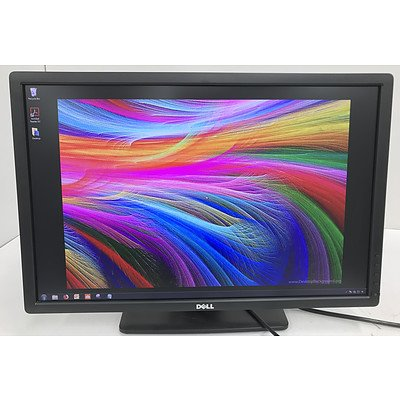Dell U2412Mb 24 Inch Widescreen LED-Backlit LCD Monitor